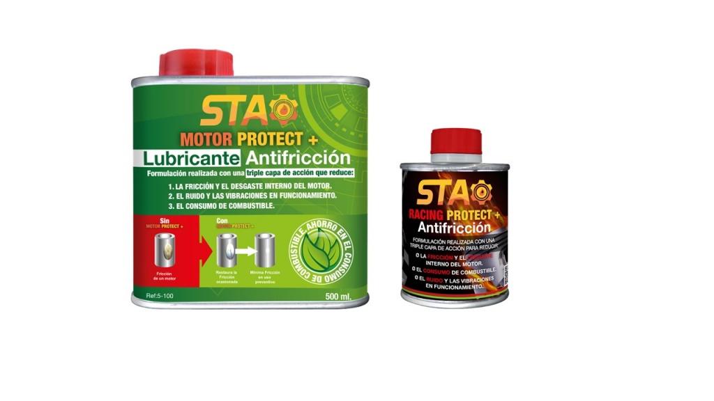 Tratamiento de lubricante STA