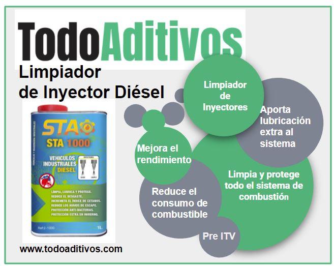 STA1000 Eliminador de humos en vehículo industrial